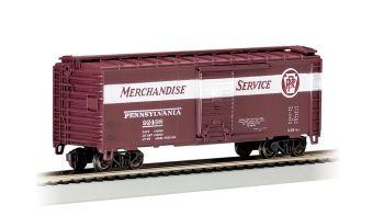 PRR Merchandise Service - 40' Box Car (HO Scale)