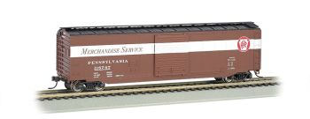 PRR Merchandise Service - 50' Sliding Door Box Car (HO Scale)