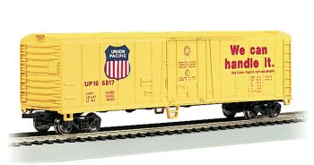 Union Pacific - 50' Steel Reefer (HO Scale)