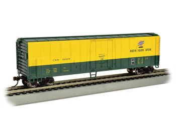 Chicago & Northwestern - 50' Steel Reefer (HO Scale)