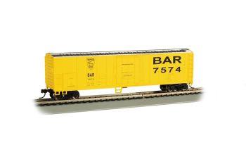 Bangor & Aroostook - 50' Steel Reefer (HO Scale)
