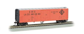 Erie Lackawanna - 50' Steel Reefer (HO Scale)