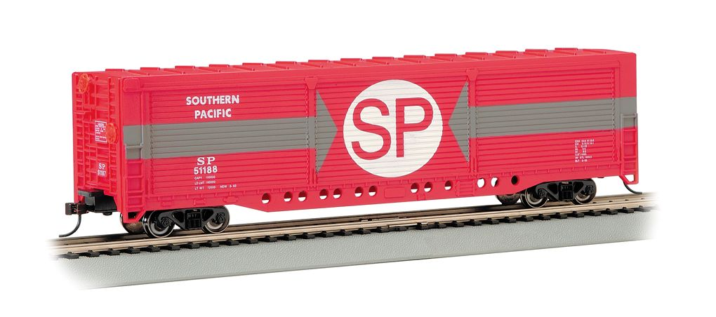 Southern Pacific™ #51188 - Evans All-Door Box Car (HO Scale)