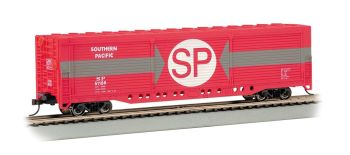 Southern Pacific #51188 - Evans All-Door Box Car (HO Scale)