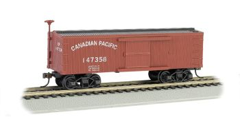Canadian Pacific - Old-time Box Car