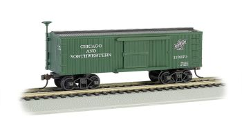 Chicago & North Western  - Old-time Box Car