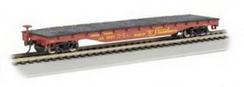 Union Pacific®  - 52' Flat Car (HO Scale)