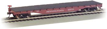 Pennsylvania - 52' Flat Car (HO Scale)