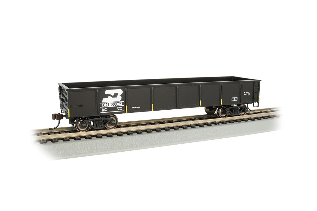 Burlington & Northern #500043 - 40' Gondola