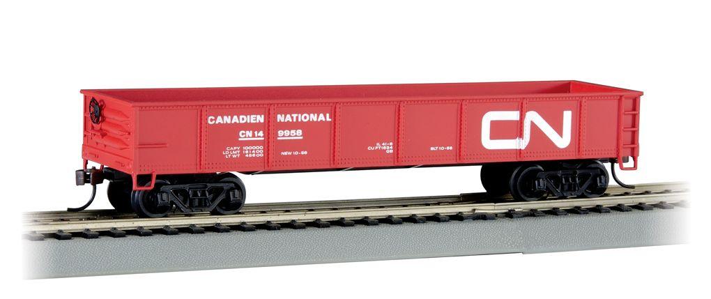 Canadian National - 40' Gondola