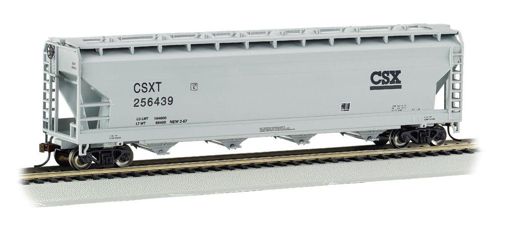 CSX® - 56' ACF Center-Flow Hopper