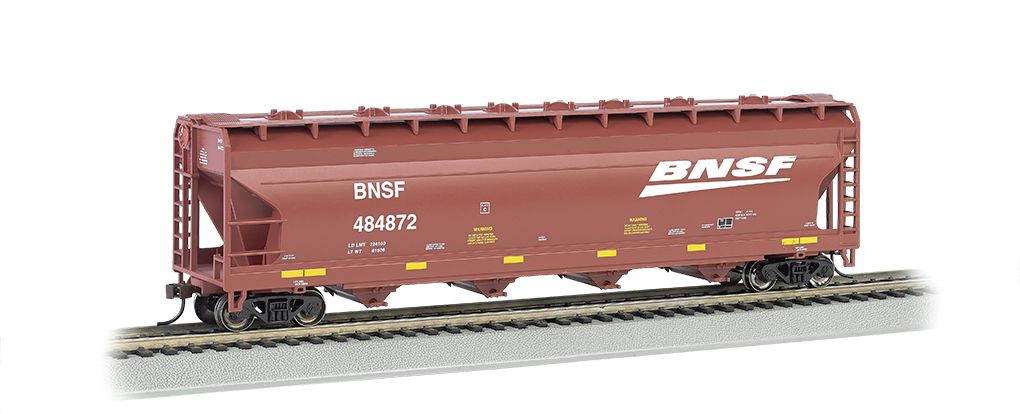 BNSF - 56' ACF Center-Flow Hopper