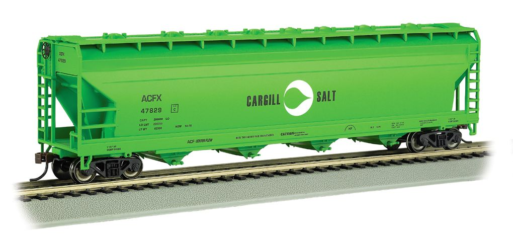 Cargill Salt - 56' ACF Center-Flow Hopper