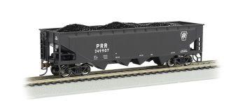 Pennsylvania #249907 - Black - 40' Quad Hopper