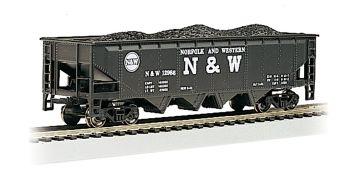 Norfolk & Western #12986 - 40' Quad Hopper