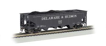 Delaware & Hudson - 40' Quad Hopper