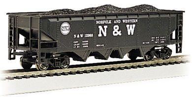 Norfolk & Western - 40' Quad Hopper