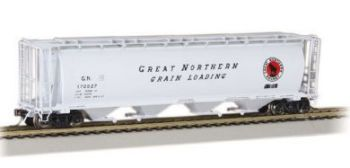 Great Northern - 4 Bay Cylindrical Grain Hopper