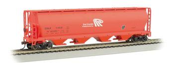 Potash Corporation - 4 Bay Cylindrical Grain Hopper