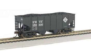 ERIE #159100 - 55-Ton 2-Bay USRA Outside Braced Hopper