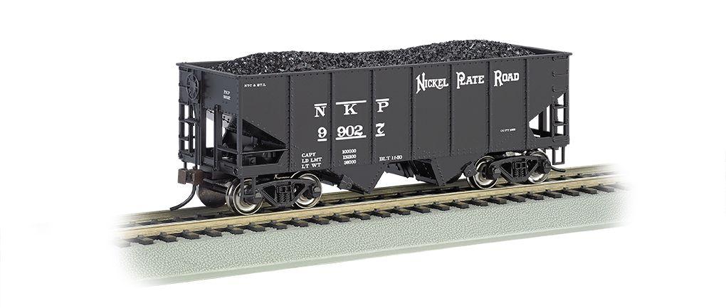 Nickel Plate Road - 55-Ton 2-Bay USRA Outside Braced Hopper