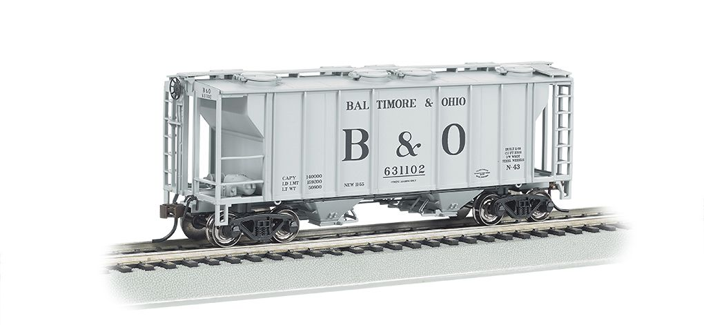 Baltimore & Ohio® - PS-2 Covered Hopper