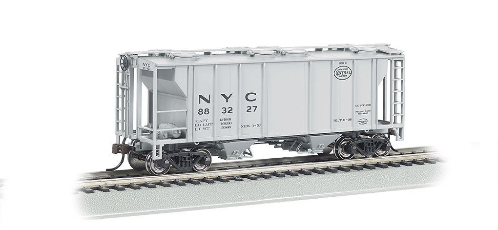 New York Central - PS-2 Covered Hopper