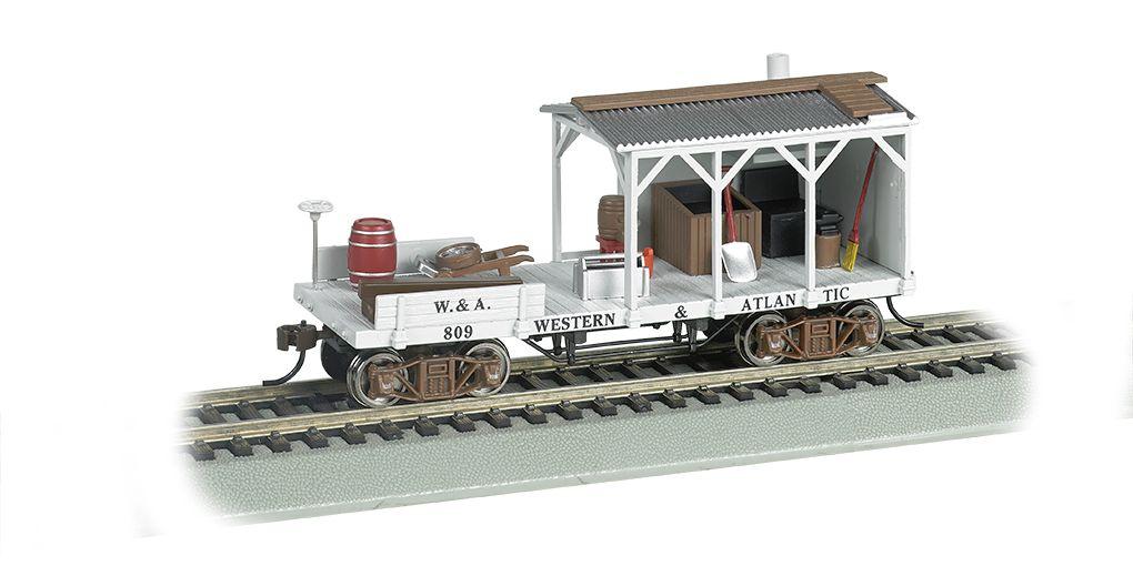 Western & Atlantic RR - Blacksmith Car