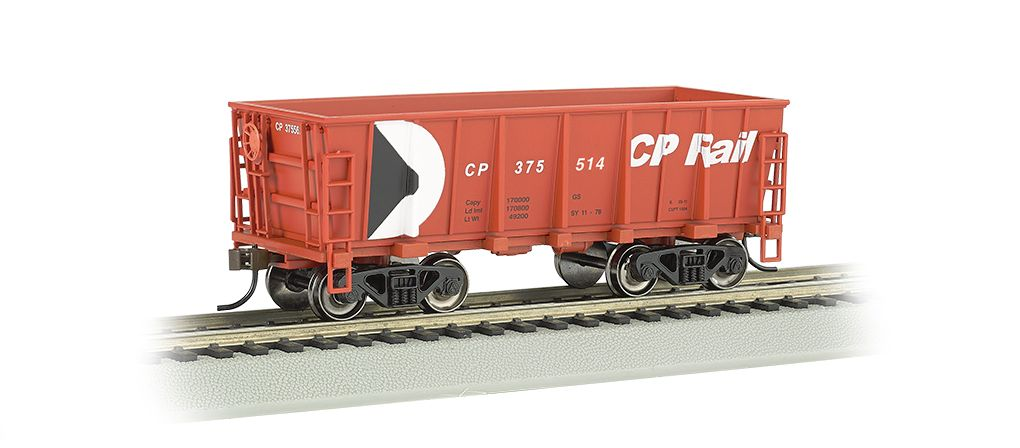 CP Rail (Multimark) #375514 - Ore Car (HO Scale)
