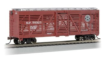 Southern Pacific??? - 40' Stock Car (HO Scale)
