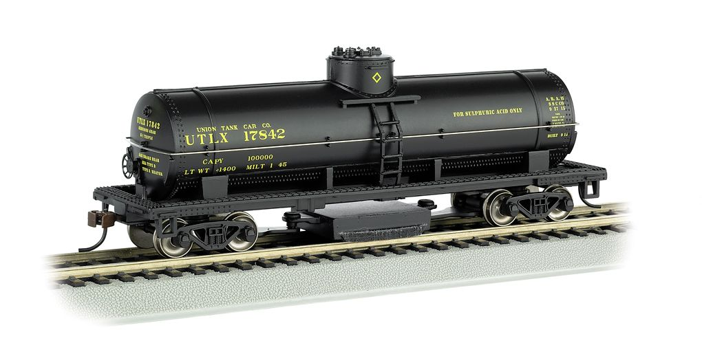 UTLX - Track Cleaning Car Tank Car (HO Scale)