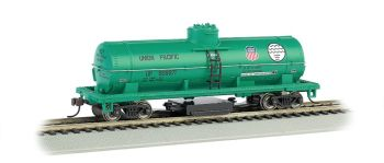 Union Pacific MOW - Track Cleaning Car Tank Car (HO Scale)
