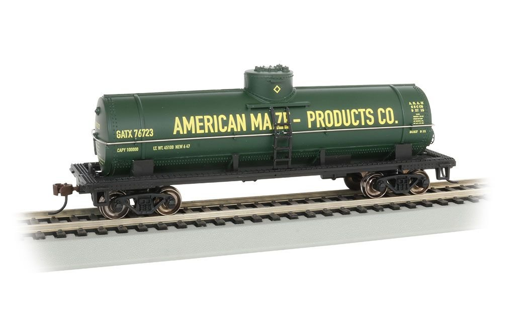 American Maize Products Co - 40' Single-Dome Tank Car (HO Scale)