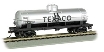 Texaco - 40' Single-Dome Tank Car (HO Scale)