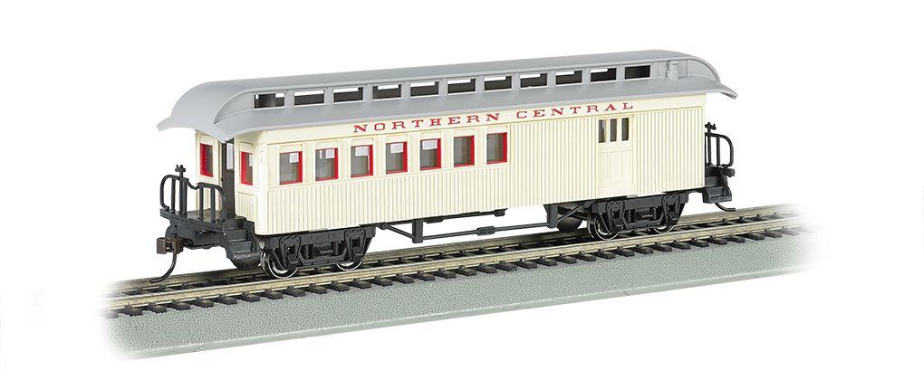 Combine (1860-80 era) - Northern Central RR (HO)