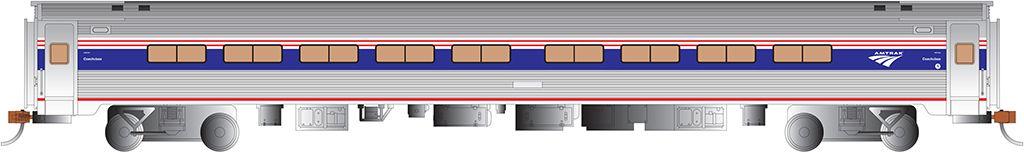Amfleet® I Coach - Coachclass Phase VI #82526