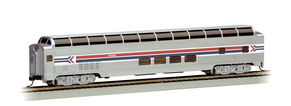 HO 85'Full Dome Amtrak/PhI