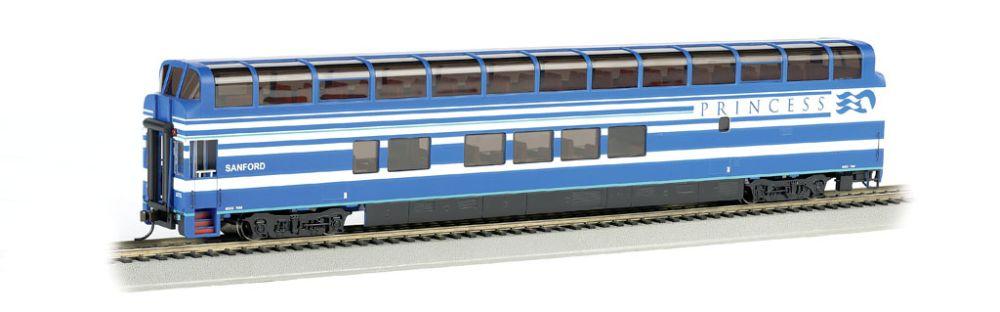 89' Colorado Railcar Full-Dome