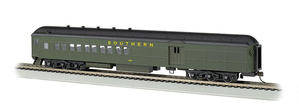 Southern #654 - 72' Heavyweight Combine w/ 2 window door