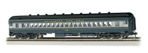Baltimore & Ohio #5482 72' Heavyweight Coach (HO Scale)