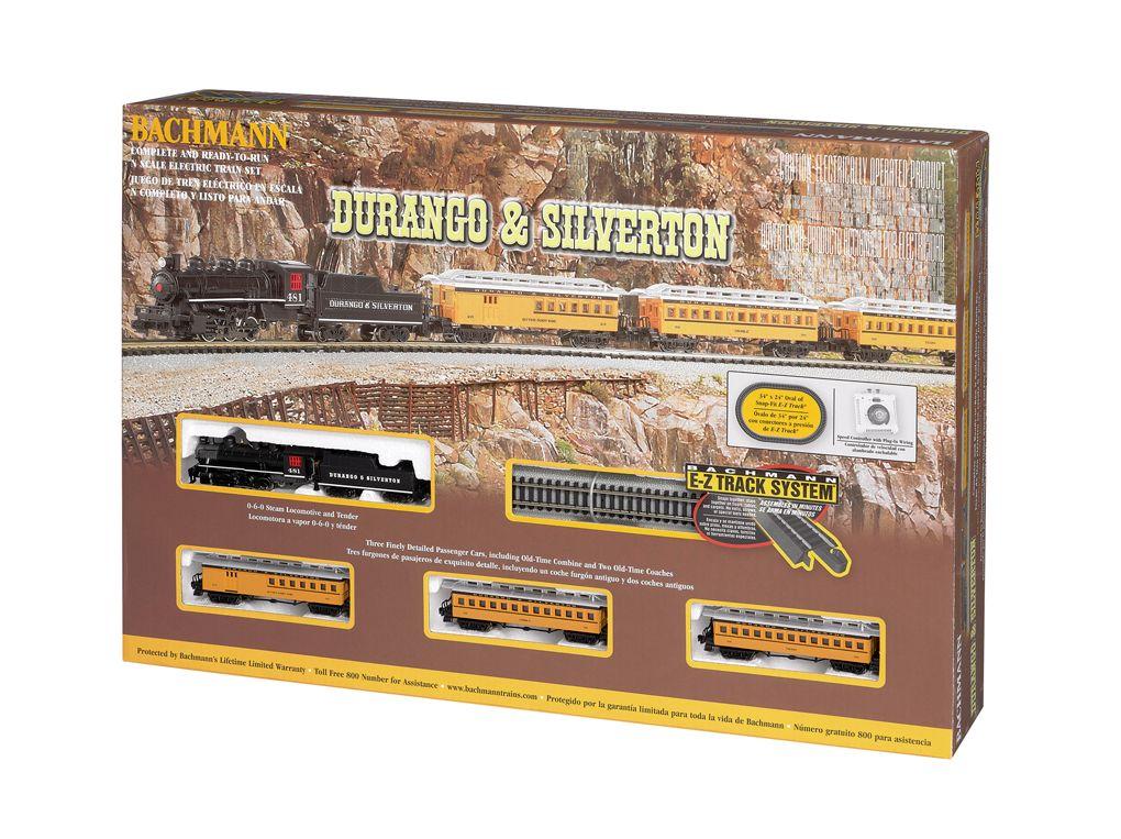 Durango & Silverton (N Scale)