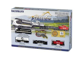 The Stallion (N Scale)