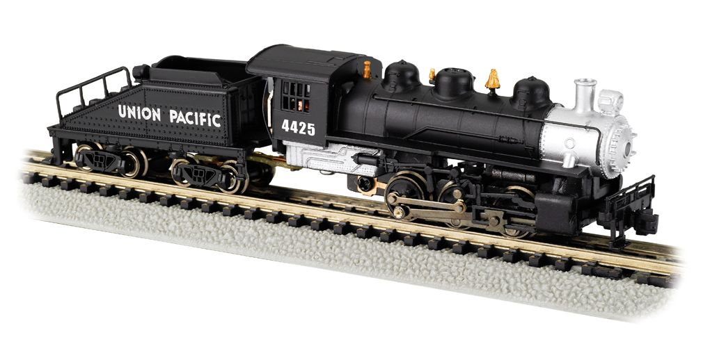 Union Pacific® #4425 - USRA 0-6-0 Switcher & Tender (N Scale)