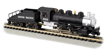Union Pacific #4425 - USRA 0-6-0 Switcher & Tender (N Scale)