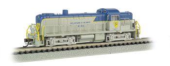 N RS-3 Diesel D&H #4103/DCC
