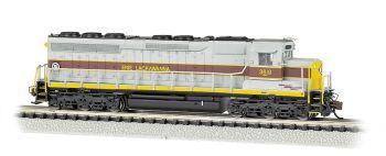 SD45 Diesel Erie Lackawanna #3619 DCC Sound