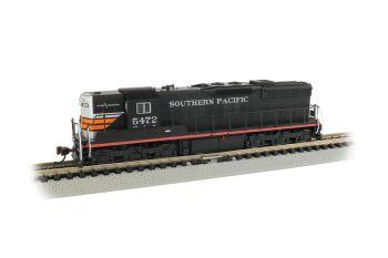 SD9 Diesel SP #5472 Black Widow DCC Sound