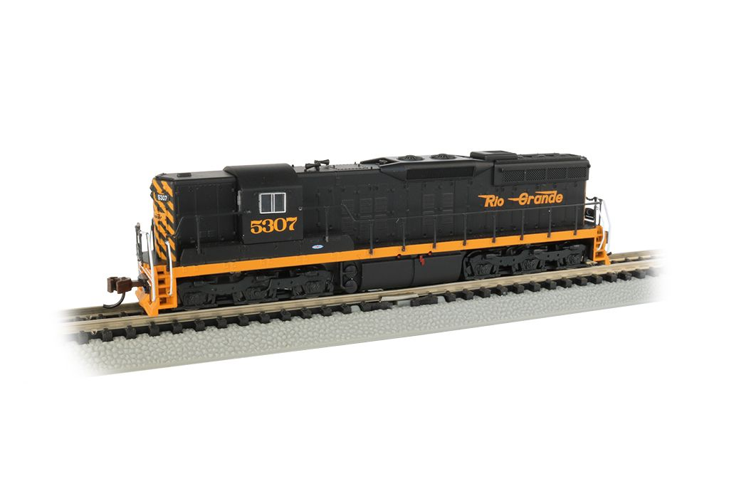 Rio Grande™ #5307 - EMD SD9 - DCC Sound Value - Econami