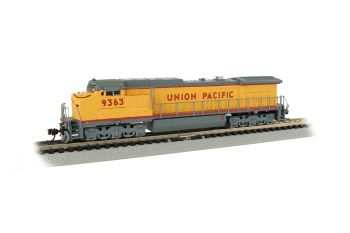 N C40-8W Diesel UP #9363/DCC Sound