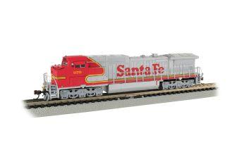 N C40-8W Diesel SF #879/DCC Sound